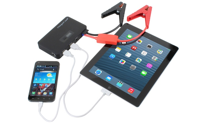 ChargeIt! Jump Personal Power and Jumper Pack | Groupon