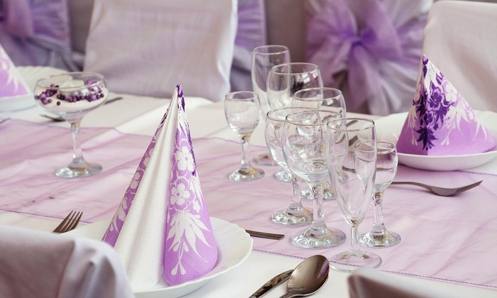 Luxure Events - Charlotte: Event Planning from Luxure Events (Up to 90% Off). Four Options Available.