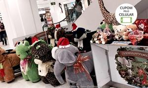 ZooShopping: ZooShopping – Shopping Paulista ou Raposo Tavares: até 16 minutos em pelúcia motorizada
