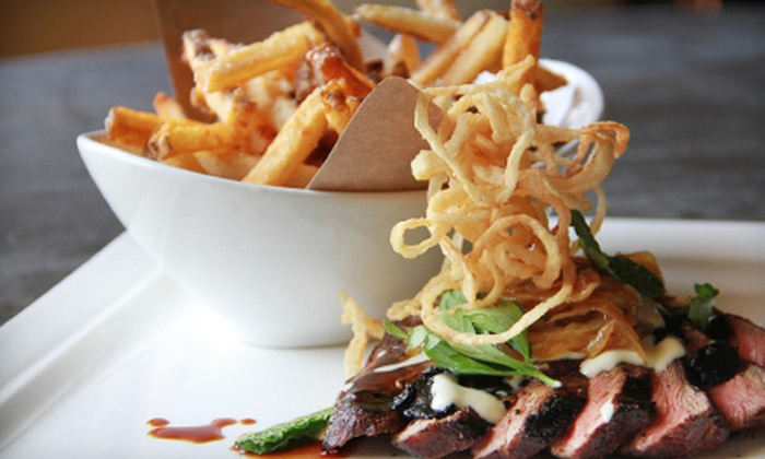 Porto Vivo - Huntington: $30 for $60 Worth of Upscale Italian Cuisine at Porto Vivo