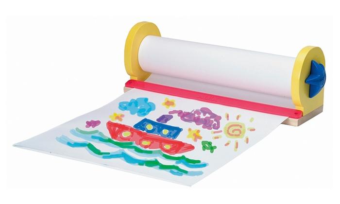 Alex Toys Tabletop Drawing Paper Dispenser: Alex Toys Tabletop Drawing Paper Dispenser
