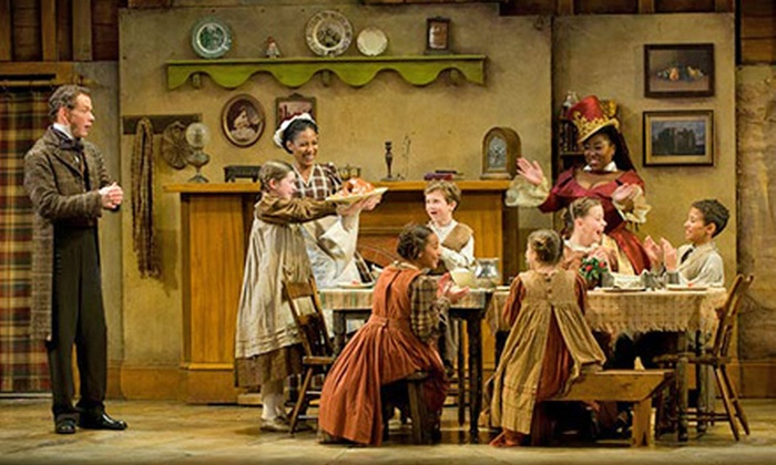 """A Christmas Carol"" - Pabst Theater: Milwaukee Repertory Theater's ""A Christmas Carol"" at Pabst Theater, November 27–December 18 (Up to 47% Off)"