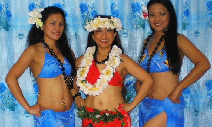 Halau Hula 'O Anelalani - Angelie Bliss - Halau Hula 'O Anelalani - Angelie Bliss: Four Polynesian Dance Lessons for One or Two at Halau Hula 'O Anelalani - Angelie Bliss (Up to 54% Off)