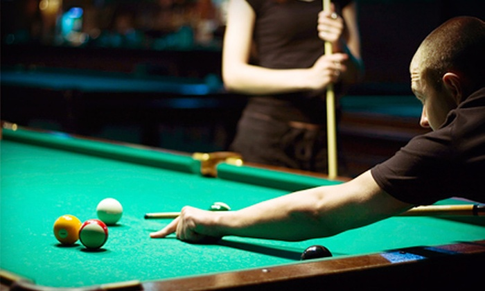 db's Pong & Pool Hall - The Strip: $10 for $30 Worth of Pub Food, Drinks, and Games at db's Pong & Pool Hall