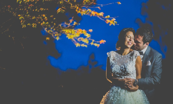 Ian Peterson - Minneapolis / St Paul: 60-Minute Wedding Photography Package with Retouched Digital Images from Ian Peterson (80% Off)