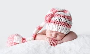 Mel Morland Photography: Newborn Photoshoot With Five Prints for £12 at Mel Morland Photography