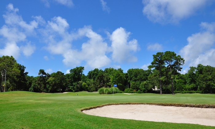 Azalea Sands Golf Club - North Myrtle Beach: Golf for One, Two, or Four Including Cart Rental at Azalea Sands Golf Club (Up to 59% Off)