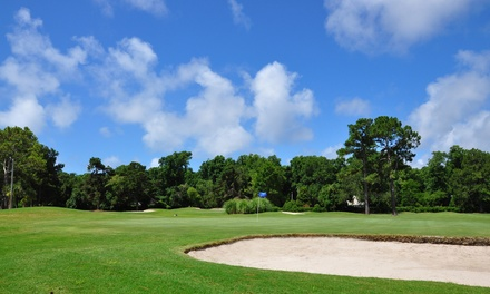 Golf for One, Two, or Four Including Cart Rental at Azalea Sands Golf Club (Up to 59% Off)