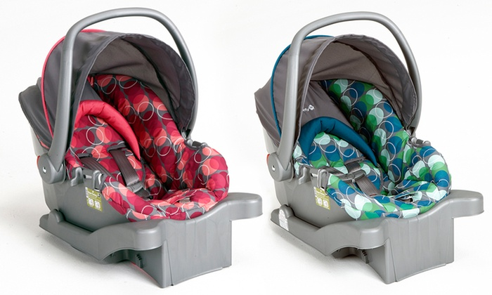 Safety 1st Comfy Carry Elite Infant Car Seat | Groupon