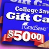 $35 for a GradSave College Fund Donation