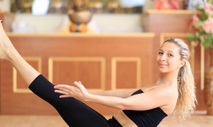 BellaVita: $35 for One Month of Unlimited Yoga, Zumba, Pilates, and Fitness and Wellness Classes at BellaVita ($400 Value)