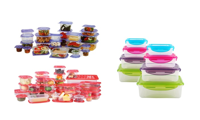 Food Storage Container Sets Listitdallas