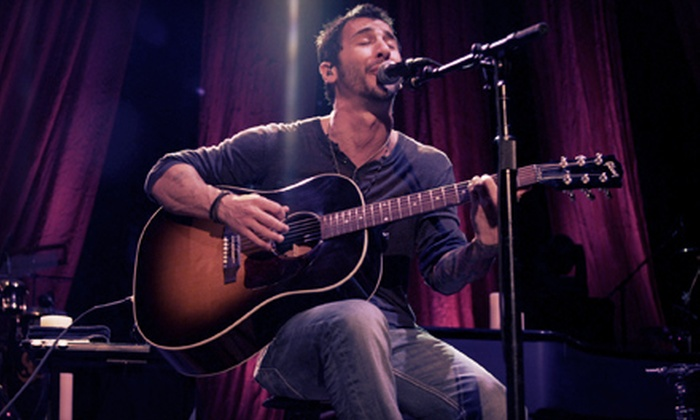 Sully Erna - State Theatre: Sully Erna Concert at State Theatre on Friday, May 31, at 8 p.m. (Up to 54% Off). Three Seating Options Available.