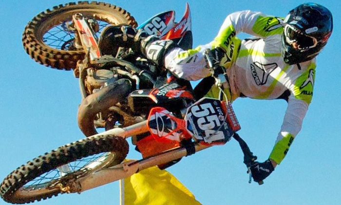 USA Motocross Championships - Floresville: Single-Day Tickets or 3-Day Pass to USA Motocross Championships at Cycle Ranch on Nov. 29 Through Dec. 1 (Up to 75% Off)