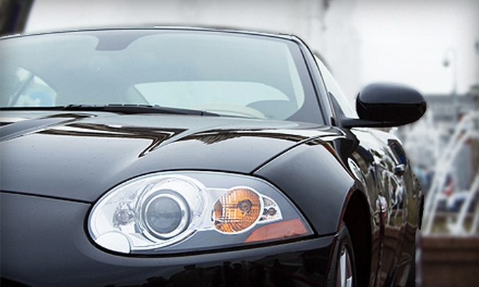 Francis and Sons Car Wash - Multiple Locations: Express or Complete Interior and Exterior Detail at Francis and Sons Car Wash (Up to 57% Off)