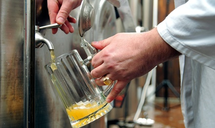 Brewery Tour and Tasting for Two or Four People at Climax Brewing Company (Up to 43% Off)