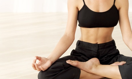 10 or 15 Yoga or Fitness Classes or 1 Month of Unlimited Classes at Twisted Root Yoga and Fitness (Up to 73% Off)