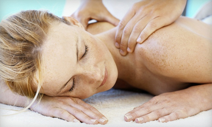Healing Laser Centers - Beaumont, TX: $29 for Two Cold-Laser-Therapy Treatments and One 60-Minute Massage at Healing Laser Centers ($200 Value)