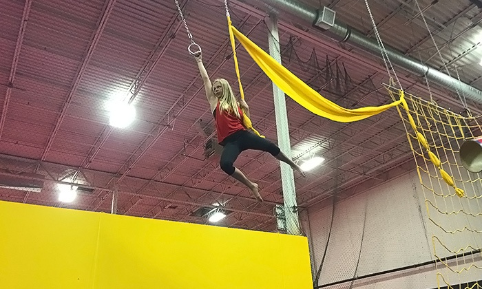 X-Treme Challenge - Inverness: $35 for One Month of Super-Human Ninja Kids Classes at X-Treme Challenge ($75 Off)