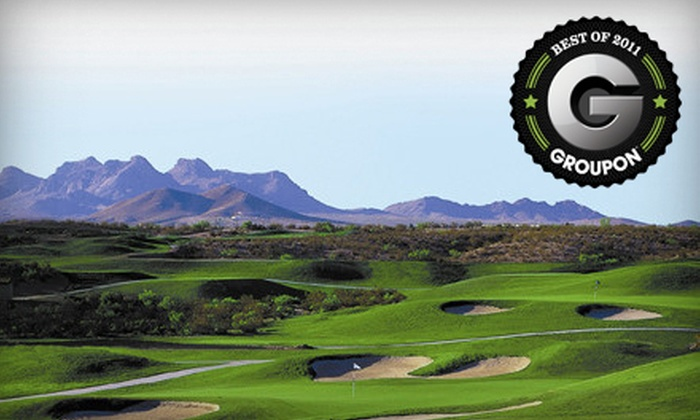 Sonoma Ranch Golf Course - Las Cruces: $49 for an 18-Hole Round of Golf for Two with Cart Rental at Sonoma Ranch Golf Course in Las Cruces (Up to $100 Value)