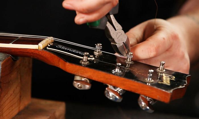 JRR Guitars - Fountain Valley: Up to 50% Off Guitar Setup or refurbishing at JRR Guitars