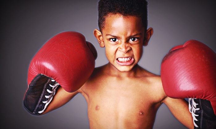 LA Boxing - Brentwood: $49 for 20 Boxing Classes for Ages 9–17 or 12 Boxing Classes for Ages 5–8 at LA Boxing ($189 Value)