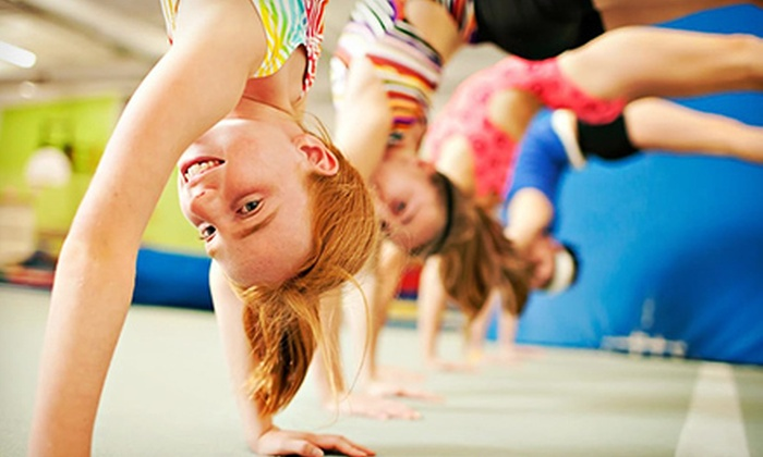 Gymco - Northeast Grand Rapids: $25 for One Weekly Kids' Gymnastics Class for Four Consecutive Weeks at Gymco North ($103 Value)