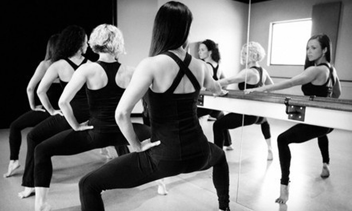 Above The Barre Fitness - Multiple Locations: 5 or 10 Barre Fitness Classes at Above The Barre Fitness (Up to 58% Off)