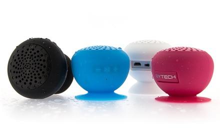 Bytech Waterproof Bluetooth Shower Speaker