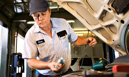 Signature Service Oil Change at Jiffy Lube (Up to 50% Off)