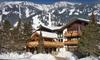 Alpenhof - Teton Village: One- or Two-Night Stay at Alpenhof Lodge in Teton Village, WY