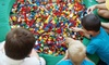 LEGOLAND Discovery Center - Grapevine Mills: $75 for a Four-Day Sunny D Summer Camp at LEGOLAND Discovery Center ($125 Total Value). Three Sessions Available.