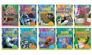 10-Book Educational Bundle