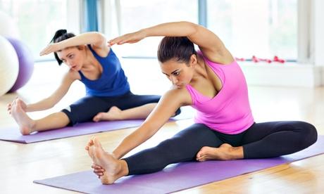 8 o 16 clases de pilates, yoga, taichi o entrenamiento combinado funcional desde 19,95 €