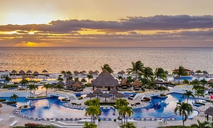 All inclusive moon palace trip with airfare from vacation for Round the world trips all inclusive