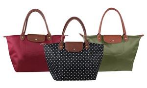 Nylon Carryall Tote Bags