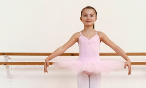 Dance Terrific: One or Two Months of Dance Classes for Kids Ages 3 to 9 at Dance Terrific (Up to 51% Off)