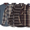 Ambig Men's Long Sleeve Button-Down Shirts