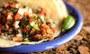 Mexican Post - Plainsboro - Plainsboro Center: $21.75 for Three vouchers, Each Good for $10 worth of Lunch at Mexican Post ($30 Value)