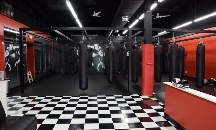 Crosscut Ko Boxing - Old Bridge: Four Weeks of Unlimited Boxing or Kickboxing Classes at Crosscut Ko Boxing (45% Off)