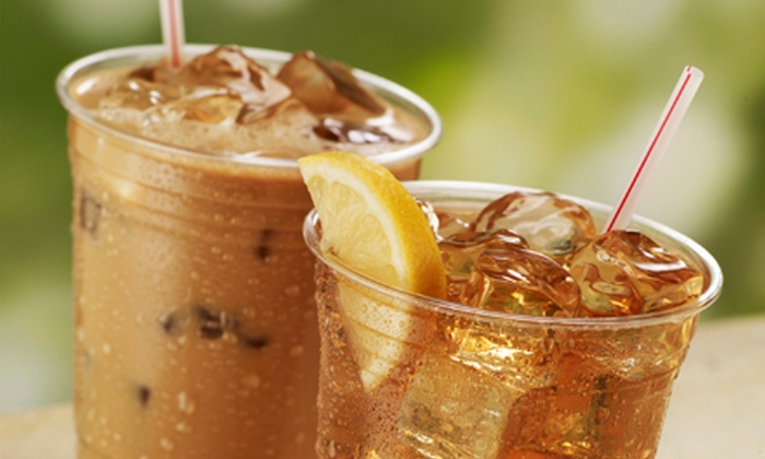 Sit Sip Study Cafe - University District: Punch Card with 4 or 10 Punches, Each Good for $5 Worth of Coffee and Café Food at Sit Sip Study Cafe (Up to 62% Off)