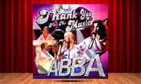 Thank You for the Music - The Ultimate Abba Tribute for One, Two or Family Ticket, 19 August