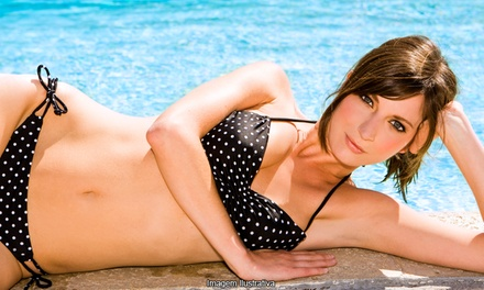 Brazilian Bikini Wax with Optional Underarm Wax from Vicky at West End Salon (Up to 47% Off)