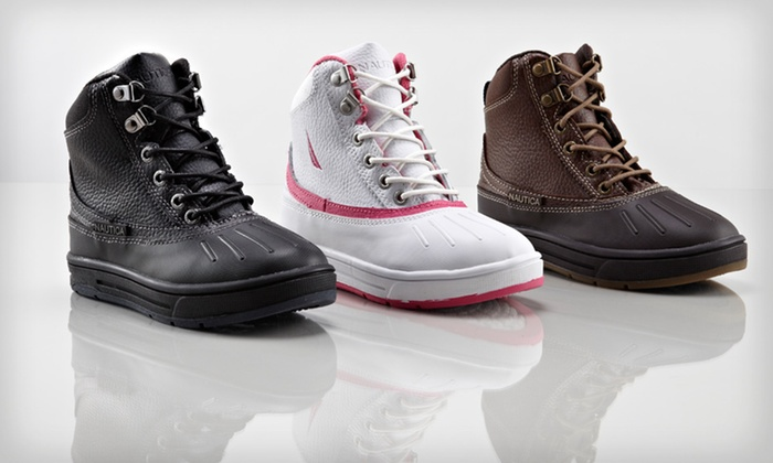 Nautica Winter Boots for Boys and Girls: $34 for Nautica Boots for Boys or Girls ($60 List Price). Multiple Options Available. Free Shipping and Free Returns.