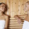 Saunalandschaft für 2 Personen