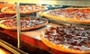 25% Cash Back at Empire State Pizza