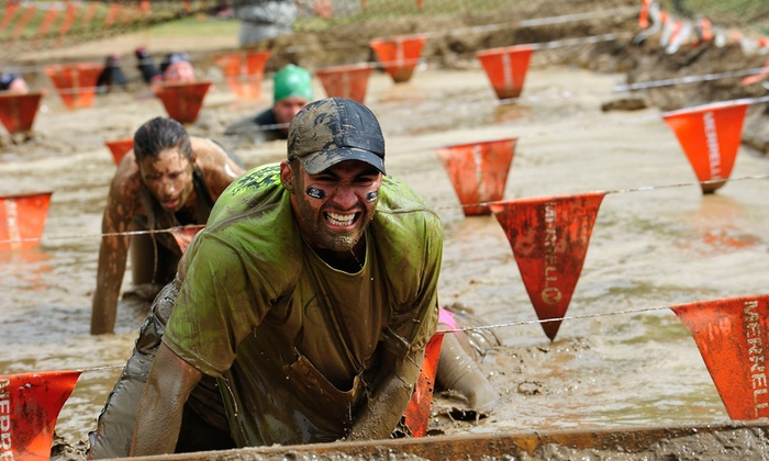 Merrell Down & Dirty Obstacle Race Presented by Subaru - Georgia International Horse Park: Registration for the Merrell Down & Dirty Obstacle Race Presented by Subaru on October 12 (Up to 50% Off)