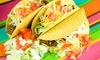 20% Cash Back at Lasiaf Tacos