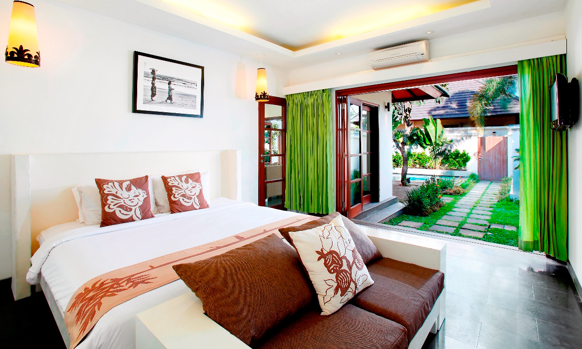 2–5 Nights in Pool Villa, Bali 2