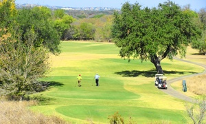SilverHorn Golf Club of Texas: $49 for a Lesson and One Month of Driving-Range Use at SilverHorn Golf Club of Texas ($100 Value)